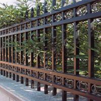 本厂着力打造欧式护栏铁艺护栏欢迎采供