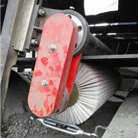 供应焦化厂化工厂输送机滚刷清扫器