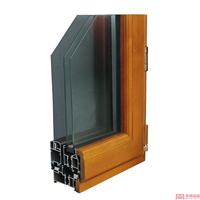 天津68红橡铝木复合窗
