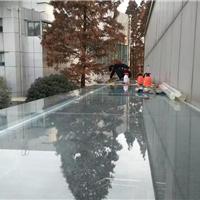 供应昆山厂房雨棚玻璃安全防爆玻璃贴膜