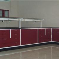 河北实验室家具   实验台 全钢边台