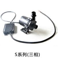 供应4分螺纹接头高扬程15米直流微型磁力泵