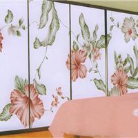 沙河艺术玻璃背景墙万能打印机