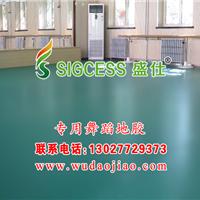 pvc舞蹈地板 舞蹈室地胶价格  舞蹈学校地胶