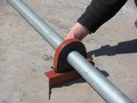 供应管道木托/隔热管道木托