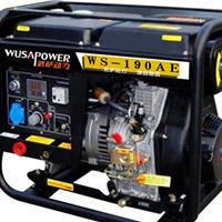 供应190A柴油发电电焊机