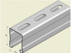 大小规格镀锌c型钢,镀锌c型钢价格