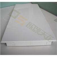 供应户外条形铝扣板厂家 防风铝扣板功能