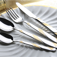 揭阳不锈钢刀叉勺,出口刀叉勺,西餐餐具