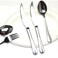 揭阳鼎诚厂,不锈钢刀叉勺加工,牛排刀叉