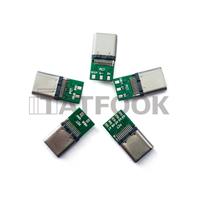 Type-C USB3.1��PCB�а�ʽ��ݽӿ�