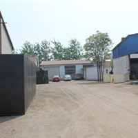 供应运城地埋式一体化污水处理设备生产厂家