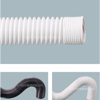 PAPVC/TPU吸尘器弹性塑料管灰色伸缩波纹管