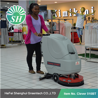 芜湖手推式洗地机 全自动洗地机