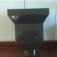 陕西省金属方形雨水管彩色独立雨水斗厂家