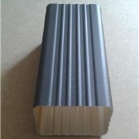 供应永兴县方形雨水管彩色铝合金落水管