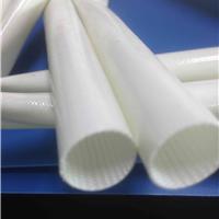 供应白色内纤外胶管,白色高压硅橡胶纤维管