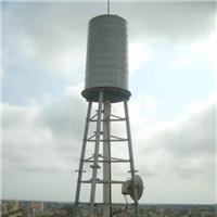 供应水塔型玻璃钢美化天线罩
