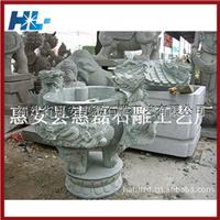 厂家直销 宗教雕塑 石雕香炉 天然石工艺品