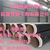 供应聚氨酯直埋预制供暖用保温管