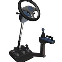 供应简易汽车驾驶模拟器|便携式驾驶练习器