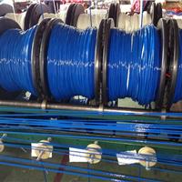 供应蓝色内纤玻纤管,4KV纤维管,7KV玻纤管