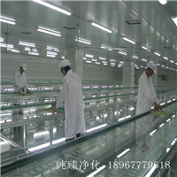 湖南岳阳30万级洁净车间施工安装 优质车间