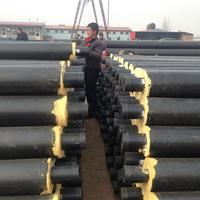 徐州市直埋无缝聚氨酯保温管安装程序