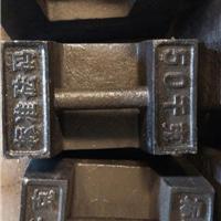 电子称校准铸铁砝码,直销10公斤铸铁砝码