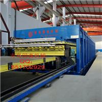 供应国森牌高精度大幅面保温板复合板层压机