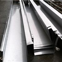 供应201 304不锈钢天沟水槽剪板折弯加工