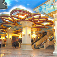 河南商丘厂家专业生产GRC欧式构件罗马柱