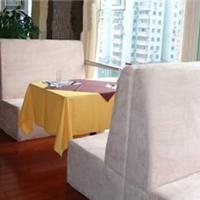 供应广州茶餐厅沙发不同元素风格定制