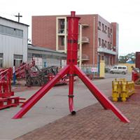 供应15米手动布料机价格混凝土布料机泵管