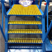 供应江西石城龙达 玻璃钢楼梯 楼梯踏板格栅