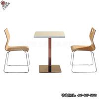 广州哪家快餐桌椅好?上品推荐时尚CT604