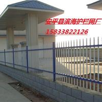 供应现货锌钢护栏【A型】双横杠