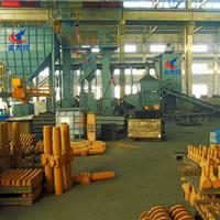 供应宜兴树脂砂铸造生产线整套设备装置