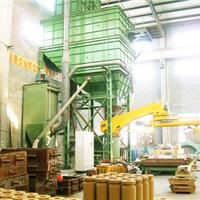 供应宜兴金力拓树脂砂混砂机厂家