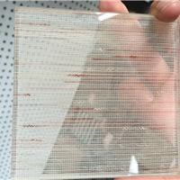 供应夹丝玻璃、装饰玻璃、透明夹胶玻璃