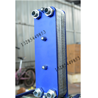 供应家用板式换热器,家庭用1平方换热器