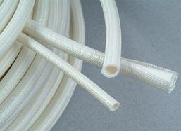 供应环保双层内胶外纤套管,环保内胶玻纤管