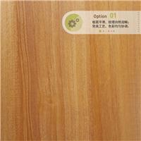 福庆板材 E0级板材 美国红杉芯E0生态免漆板