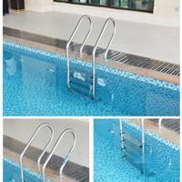 供应游泳池下水梯 泳池扶梯 水下扶手