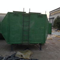 佛山有机废气处理设备 活性炭吸附塔