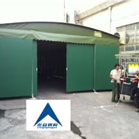 供应工厂货物雨棚帐篷
