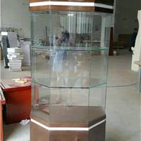 供应银行家具-营销展示柜1