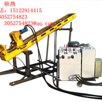 供应聚强123重管步履旋喷工程钻机