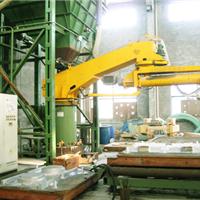 供应江苏S25-10连续式树脂砂混砂机生产厂家