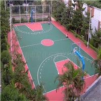 环保丙烯酸网球场施工、弹性丙烯酸球场施工